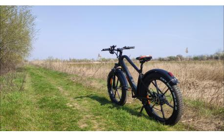 Review XR6 - FatBike