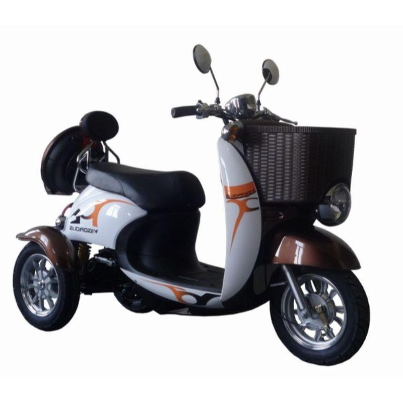 E- Tricycles