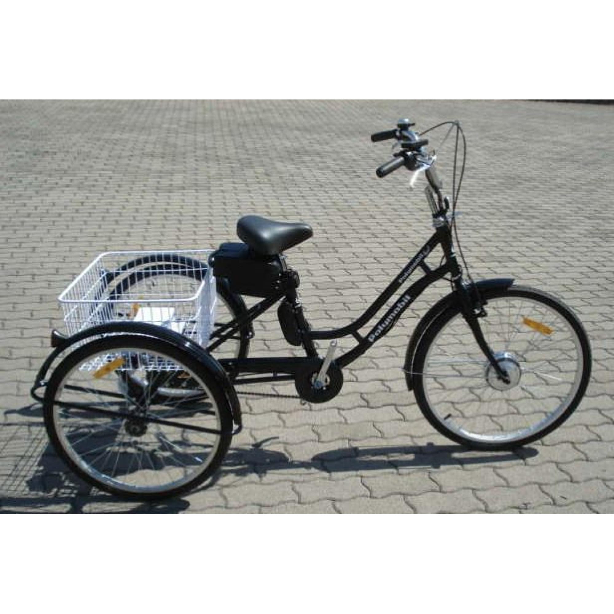 Tricicletă electrică T003 - 26