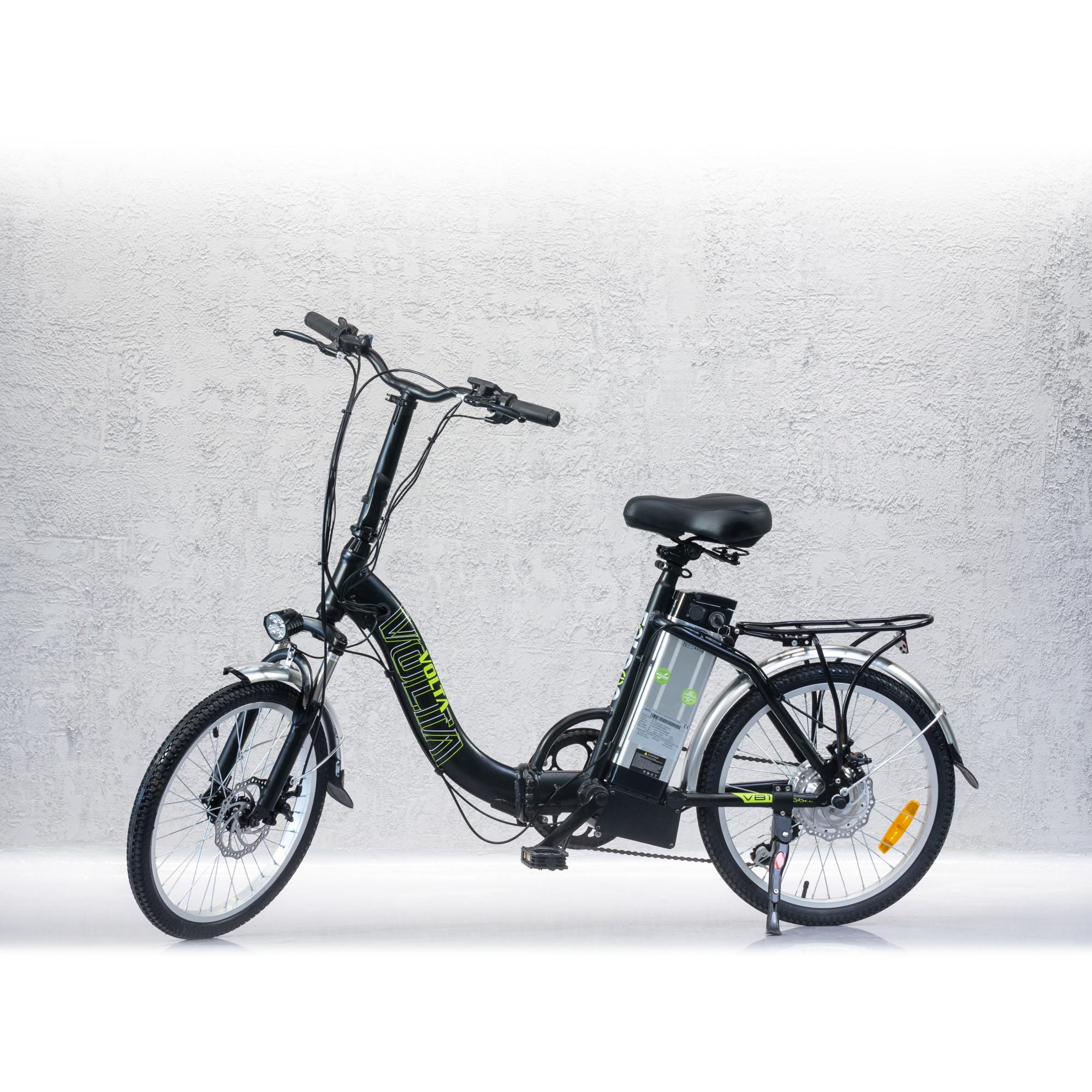 Bicicleta electrica pliabila VB1