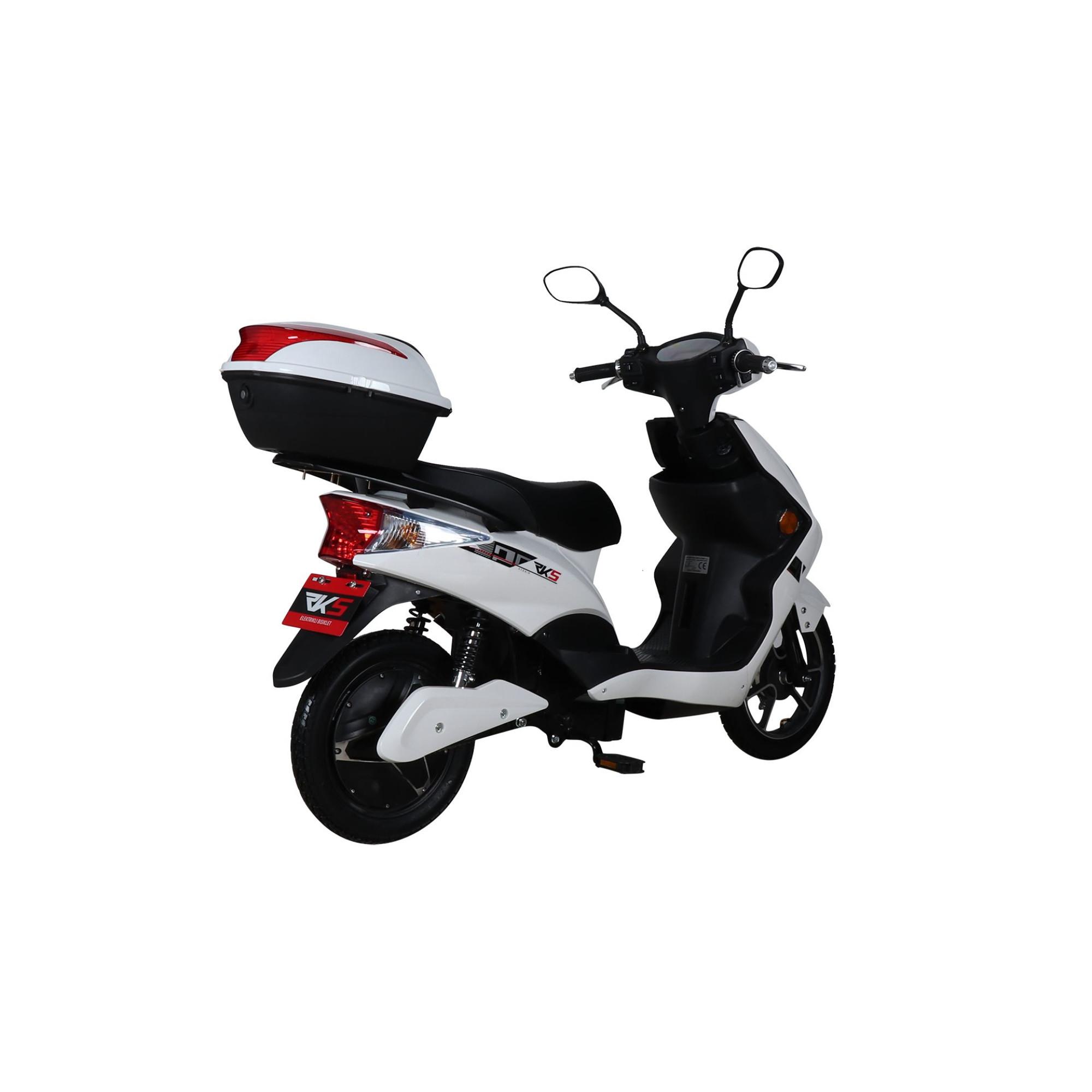 Bicicletă electrică RKS ZF3
