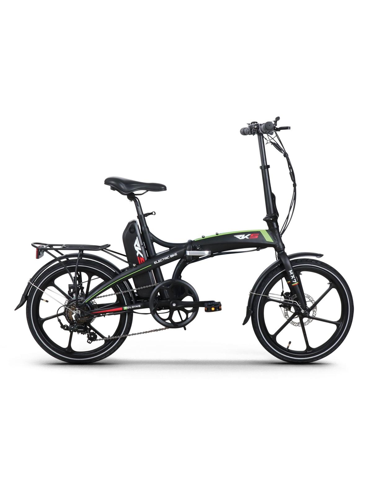 Bicicletă electrică RKS MX7