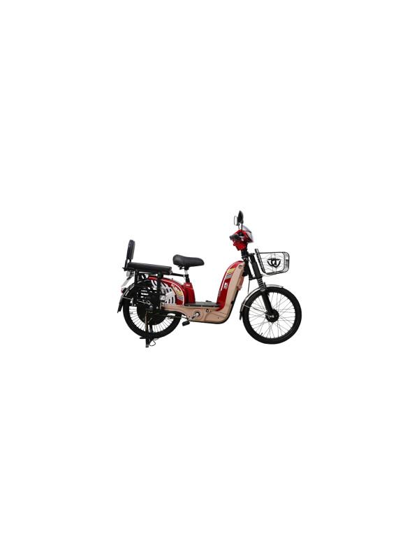 Bicicleta electrica RKS KM5-S