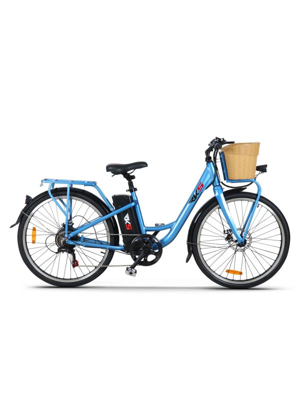 Bicicletă electrică RKS XT2