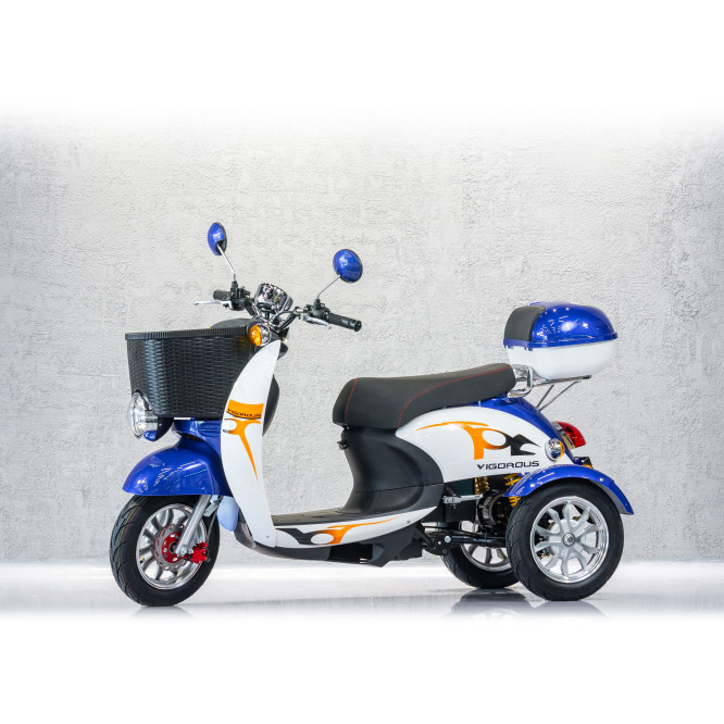 T412 albastru