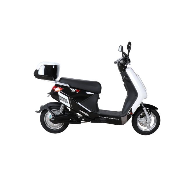 Bicicletă electrică RKS R8 -alb